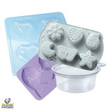 Budget & Clamshell Moulds