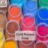 Cold Processed Soap Colours