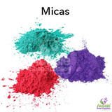 Powdered Colours - Micas