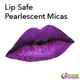 Lip Safe Pearlescent Micas
