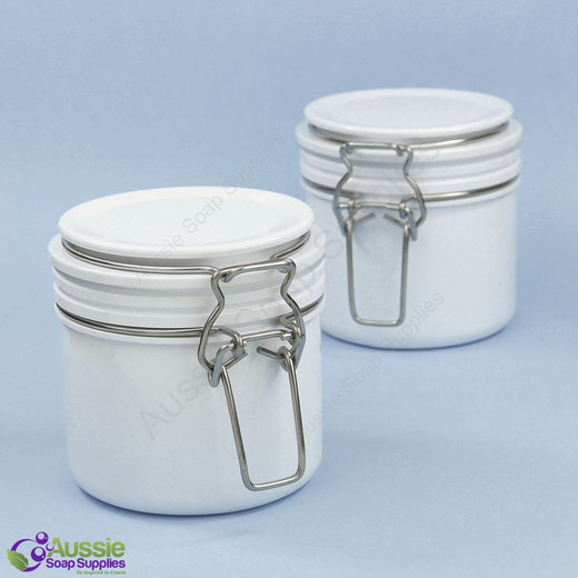 Bail Jar - White 350ml