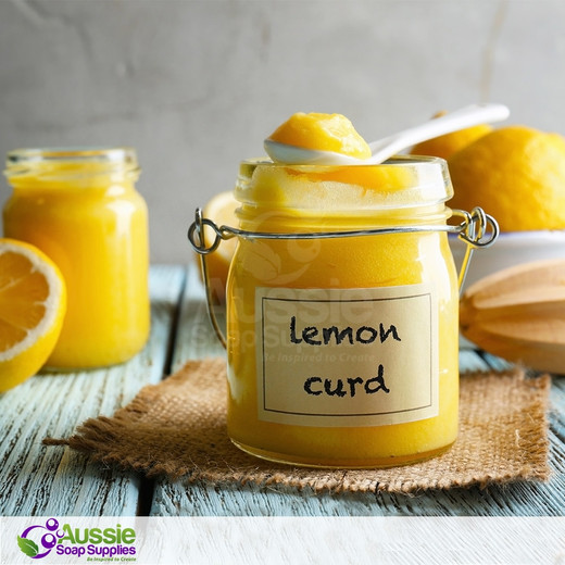 London Lemon Curd Fragrance *In Stock