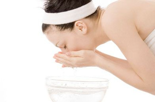 Simple Facial Cleanser using Sucrose Cocoate