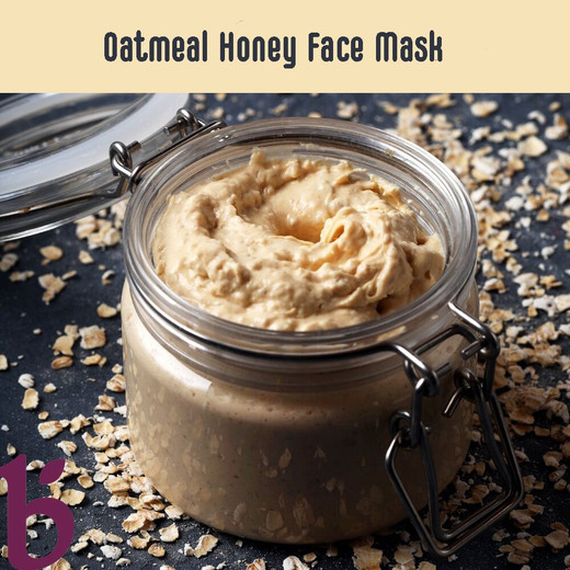 Oatmeal Honey Face Mask Project by Bramble Berry
