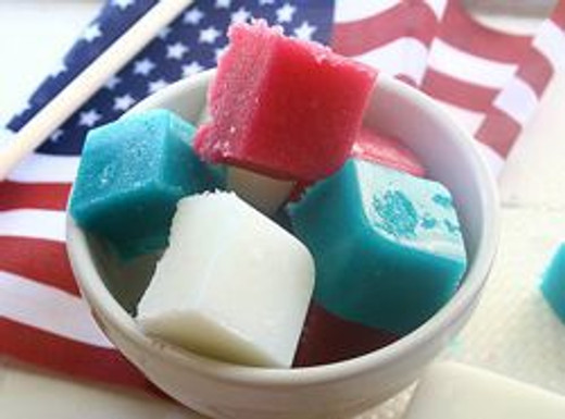 Solid Bath Sugar Cubes Tutorial with pictures from SQ
