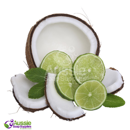 Coconut and Lime Fragrance *Due late March
