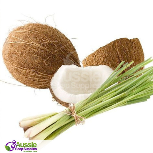 Coconut Lemongrass Fragrance *In Stock