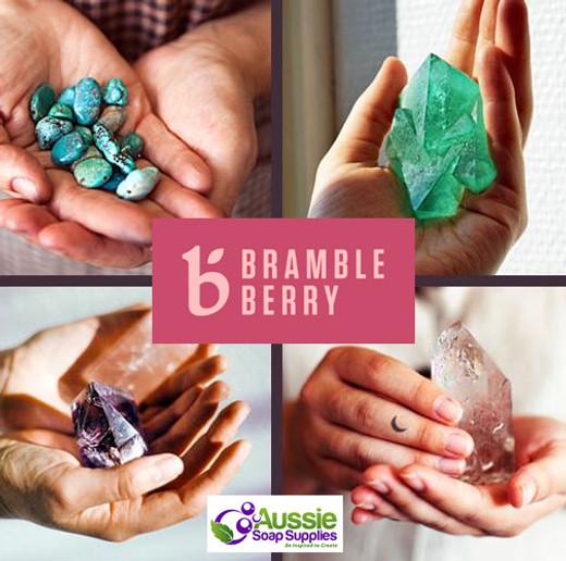 Bramble Berry Gemstone Collection Tutorials