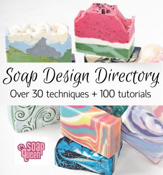 Soap Queen Cold Process Soap Design Directory