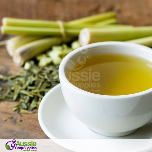 Green Tea and Lemongrass Fragrance