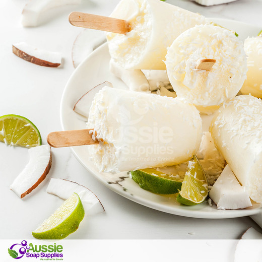 Coconut Citrus Sorbet Fragrance *Due mid April