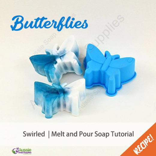 Butterflies Melt & Pour Soaps