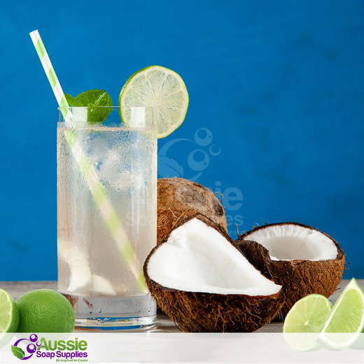 Coconut and Thai Lime Cocktail Fragrance *In Stock