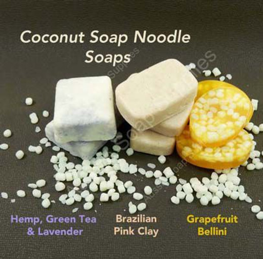 Soap Noodle Recipes