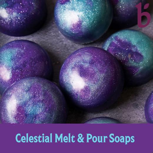 Celestial Melt & Pour Soap by Bramble Berry