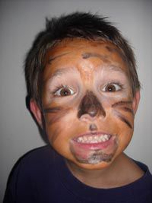 Home made Face Paint Recipe