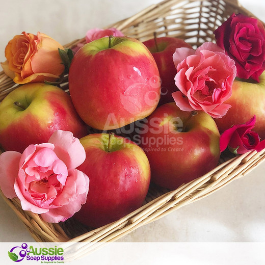 Crisp Apple Rose (Type) Fragrance *In stock