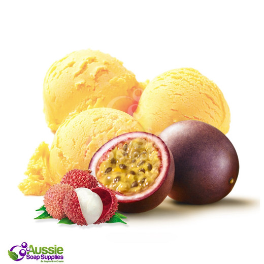 Passionfruit & Lychee Sorbet Fragrance *In stock