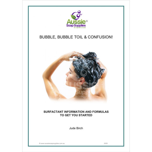 Bubble, Bubble, Toil & Confusion Book *Currently unavailable
