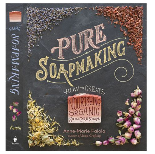 Book - Pure Soap Making
