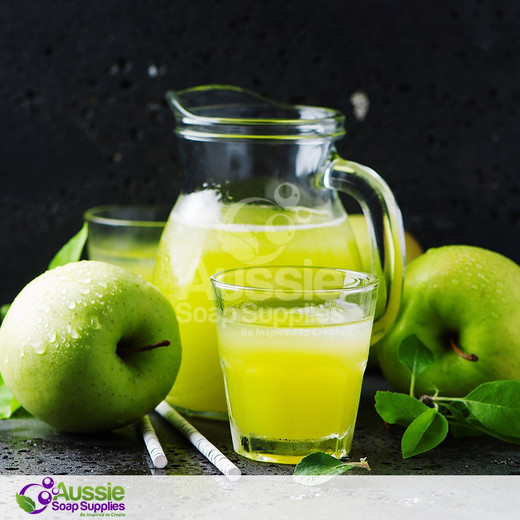 Crisp Green Apple Fragrance