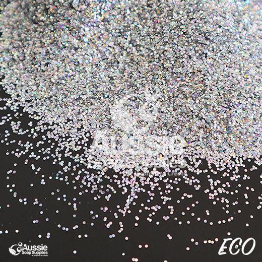 ECO Glitter, Silver Stargazer (Regular)