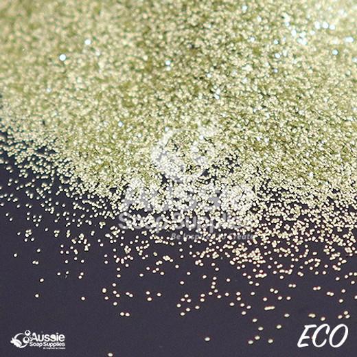 Eco Glitter, Gold (Fine)
