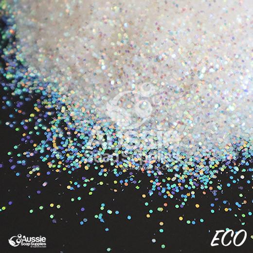 Eco Glitter, Holographic (Regular)