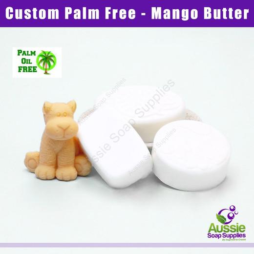 Palm Free Melt & Pour Soap Base - Mango Butter
