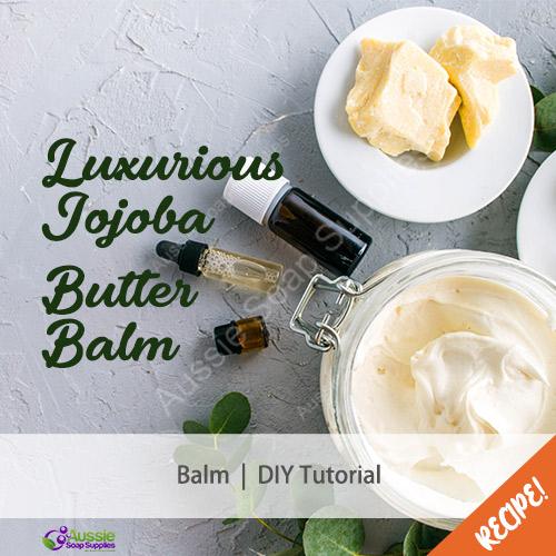 Luxurious Jojoba Butter Balm