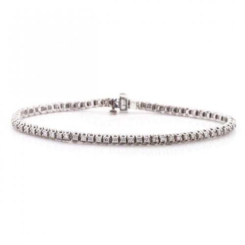 DIAMOND BRACELET #B3338W-1A