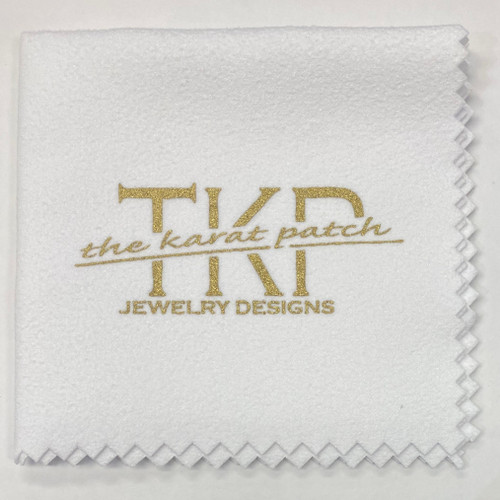 TKPinc JEWELRY CLEANING CLOTH