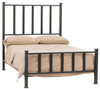 Marshall Wrought Iron Bed