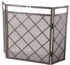 Iron Fire Screen Blackwell Collection Triple Panel