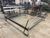 Alma Hand Forged Iron Platform Bed