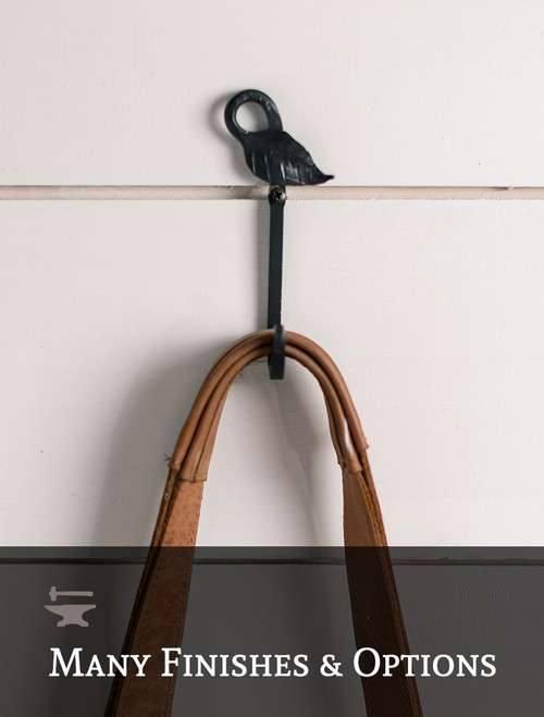 Evening Shade Iron Hook