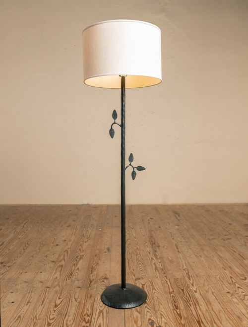 Evening Shade Iron Floor Lamp