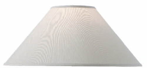 Natural Linen Round Lamp Shade 15 inch