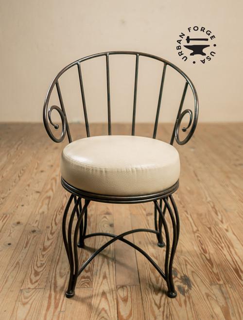 Caraway Iron Arm Chair