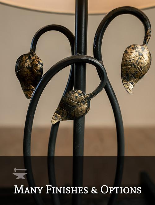 Birdsong Iron Table Lamp