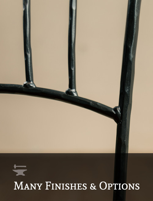 Big Spring Iron Side Chair