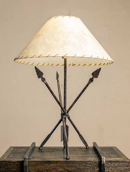 Ozark Iron Table Lamp