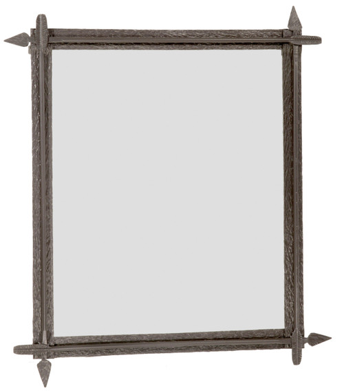 Ozark Iron Wall Mirror