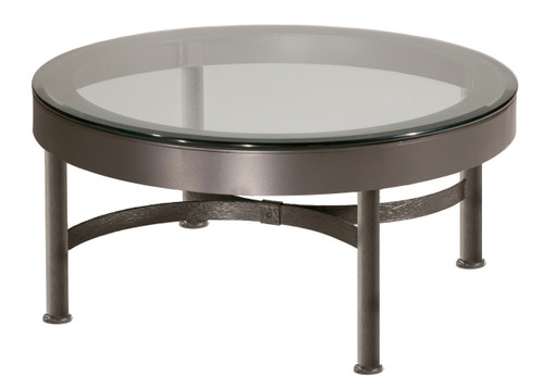 Huntington Iron Coffee Table 36 inch