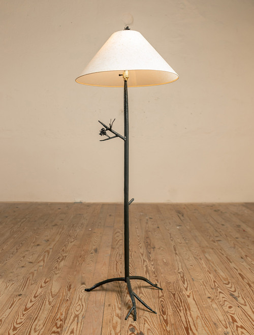 Evergreen Iron Floor Lamp