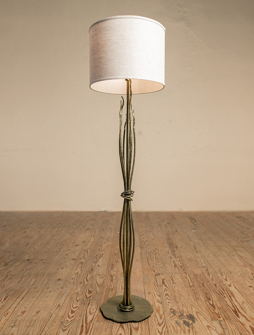 Black River Iron Floor Lamp