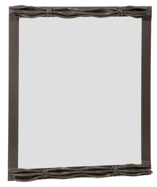 Black River Iron Wall Mirror
