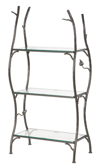 Iron Standing Shelf-Sylamore