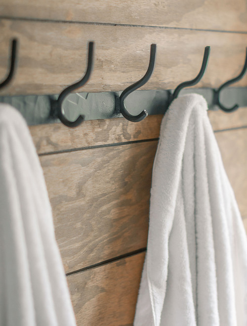 Meridian Series Wall Mounted Coat Rack