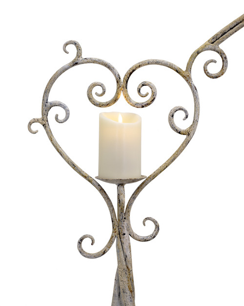 Victorian Romance Wrought Iron Bed
